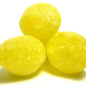 Lemon Drop Hard Candy CBD Edibles - 100mg/200mg/600mg/1200mg CBD - Choose PM or Regular CBD