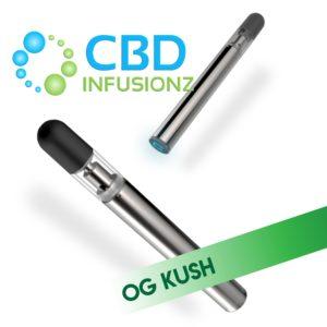 Full Spectrum OG Kush 200mg CBD Disposable Vape Pen